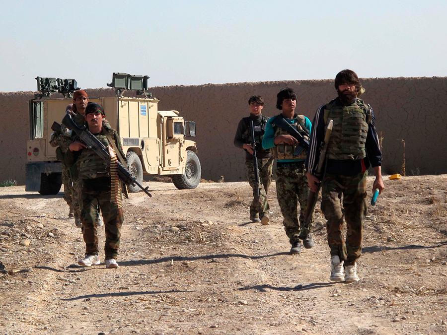 Sangin-and-Taliban