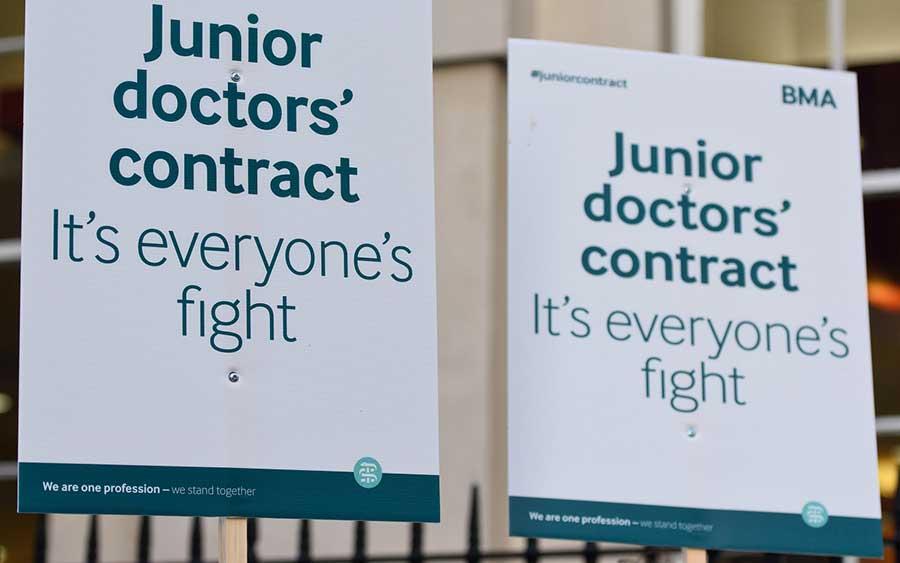 junior-doctors-strike-england