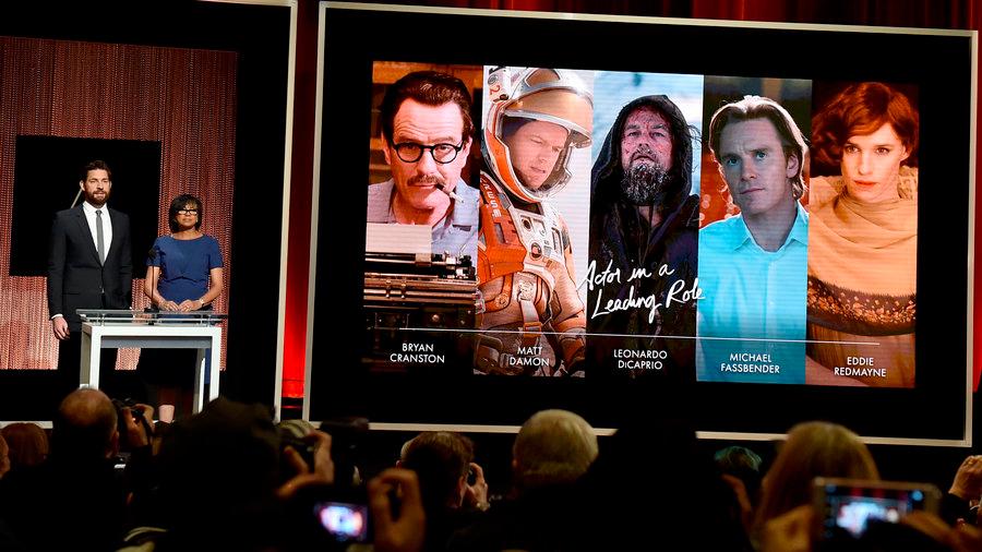 Oscar-Nominees
