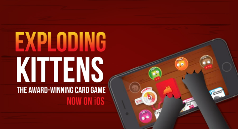 Image: TechCrunch/Exploding Kittens