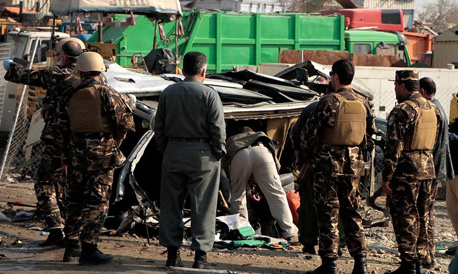 Bombing-Kabul