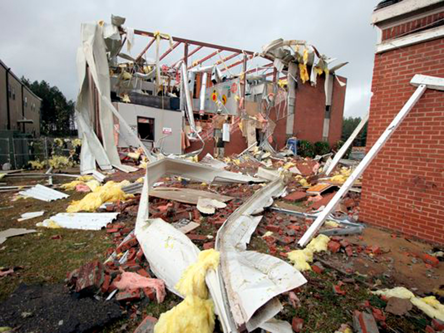 Alabama-tornado