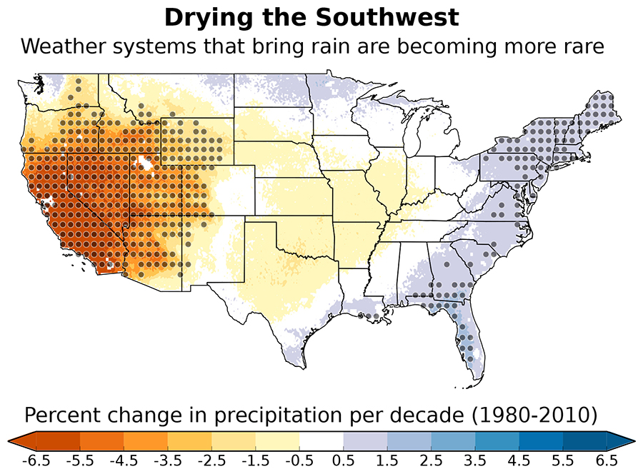 Southwest-Drying-Map