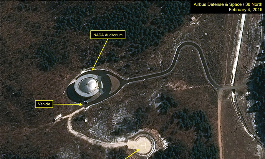 NK-Satellite