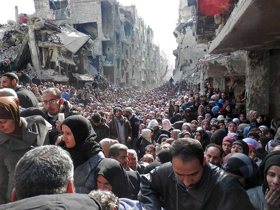 Syrians-aleppo