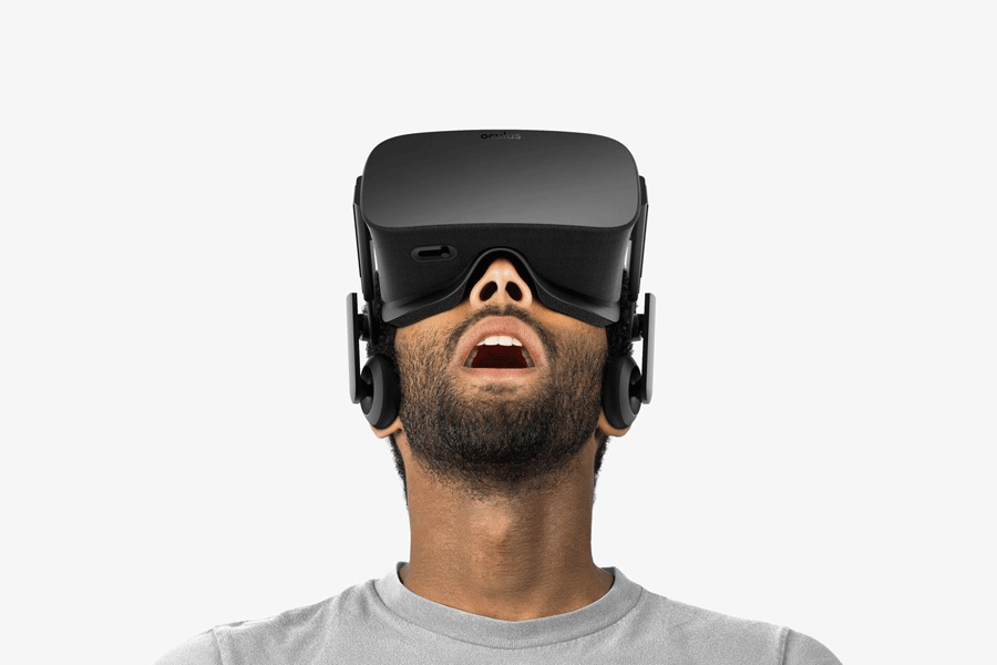 Since Tuesday, users can pre-order an Oculus Rift and a Rift-ready gaming PC. Photo credit: The Verge