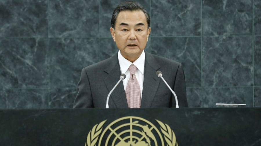 Chinese Foreign Minister Wang Yi will pay an official visit to the United States from Tuesday to Thursday. Photo credit: Paulo Filgueiras / UN
