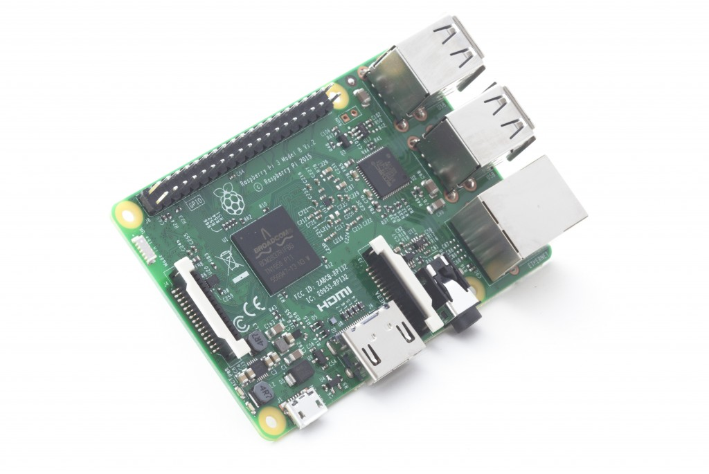 Photo: Raspberry Pi