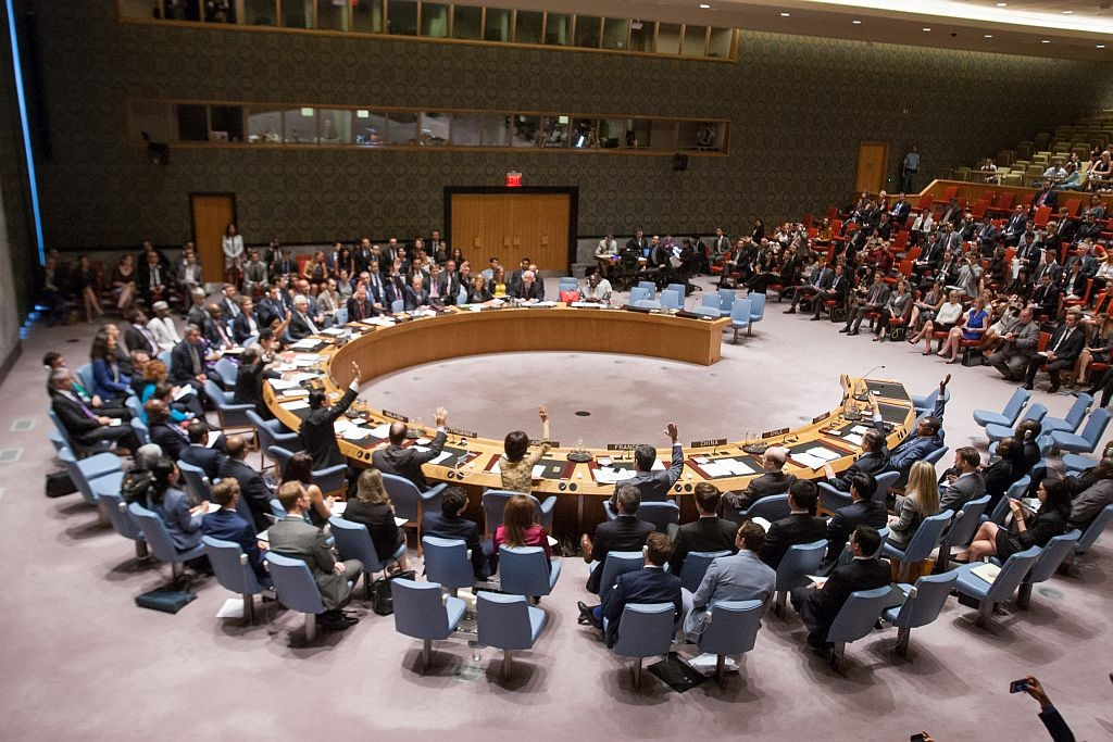The United Nation's Security Council. Photo: United Nation's Information Centre