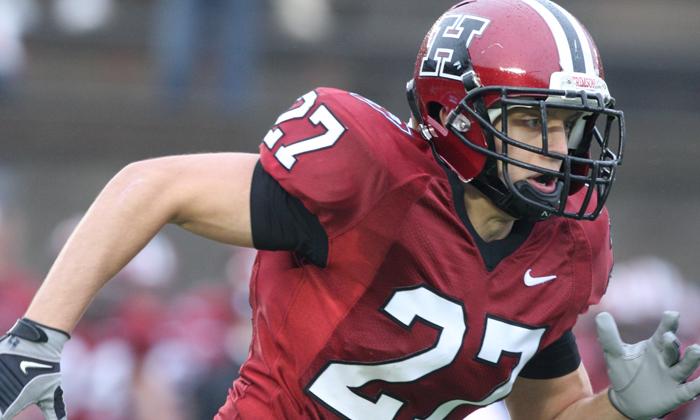 Photo: Ivy League Sports/Harvard Athletic Communications