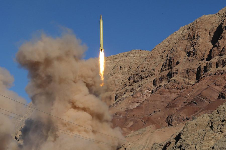 Iran-ballistic-missiles
