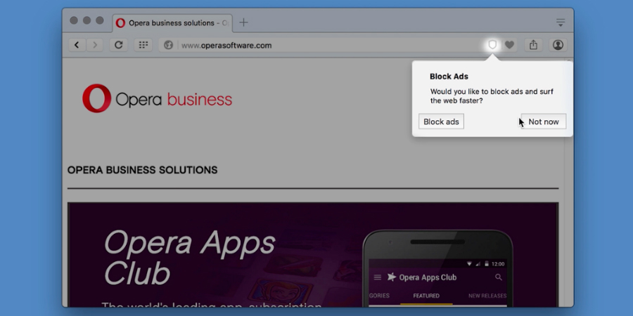 Image: Opera Software