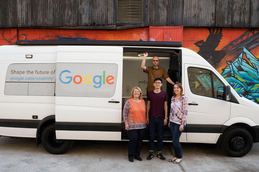 google-research-van