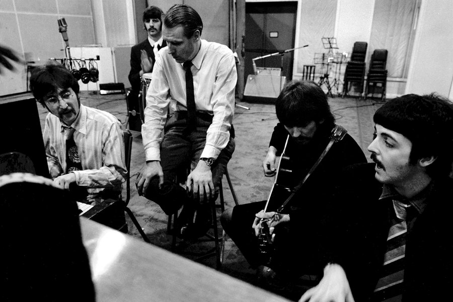 The legendary music producer George Martin, commonly known as the fifth Beatle, passed away Tuesday March 8th at the age of 90. Photo credit: Rocknvivo