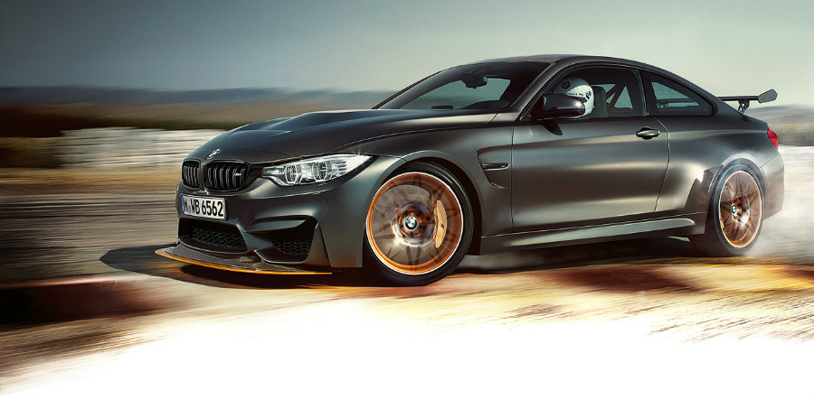 BMW presented its awe-inspiring M4 GTS at the Amelia Island Concours d'Elegance this past weekend. Photo credit: BMW
