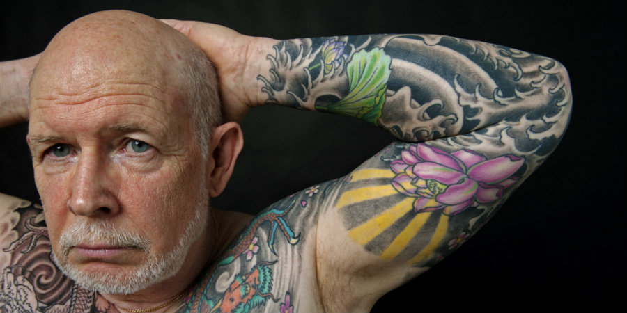 A new research has discovered that the more tattoos you get, the better your immune system will work to protect you from various infections including common cold. Photo credit: Huffington Post