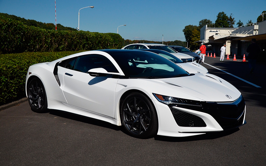 Honda Nsx Price >> Style and sophistication: New 2017 Acura NSX