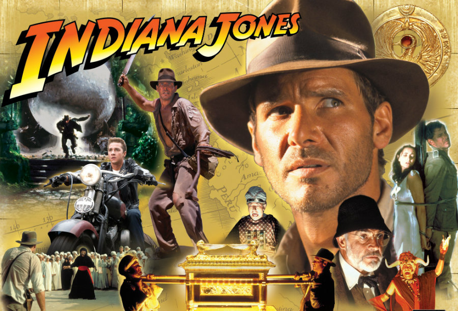 The legendary explorer grabs his hat and his well-known rope and swings into theaters with Harrison Ford reprising the iconic role and Steven Spielberg directing. Photo credit: The Imaginative Conservative