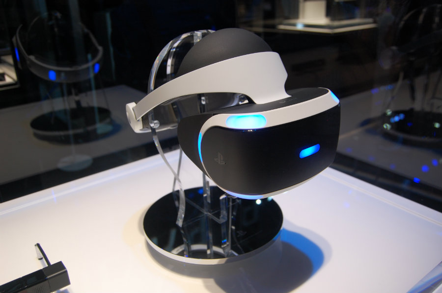 Sony has announced its own VR set that will for sure fulfill all of our expectations. Photo credit: Junkie Monkeys
