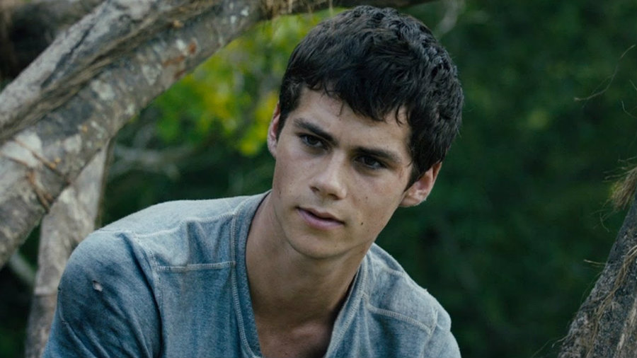 Dylan O'Brien has been hospitalized after being seriously injured on the set of the third film in The Maze Runner series. Photo credit: Shine On Media