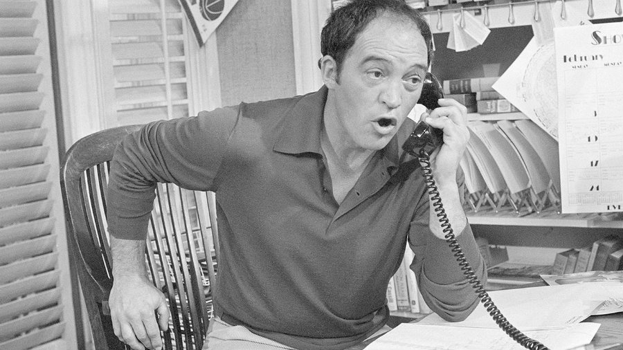 Joe Santos, who played Lieutenant Dennis Becker on The Rockford Files, has died at 84 years old from a heart attack. Photo credit: Wally Fong / ABC7