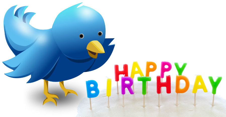 Twitter, the famous microblogging service is turning 10 years old today. Photo credit: Wiredpen