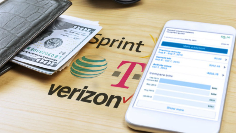 AT&T, Sprint, T-Mobile and Verizon, the four largest mobile providers of the United States, waived fees for calls to and from Belgium on Tuesday after bombings in Brussels. Photo credit: PC Mag