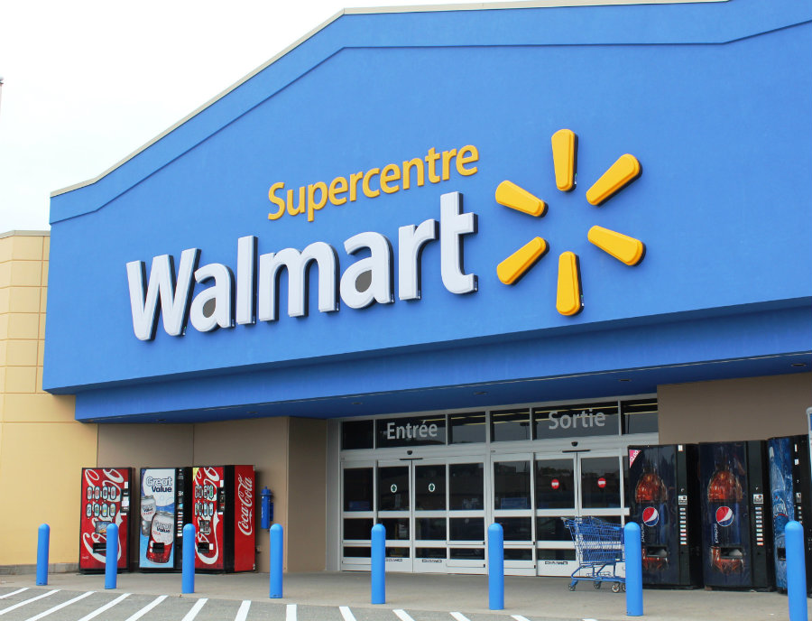 An employee was shot to death on Tuesday morning in a Walmart Store in Kaufman Texas. Photo credit: Hot Country 1035
