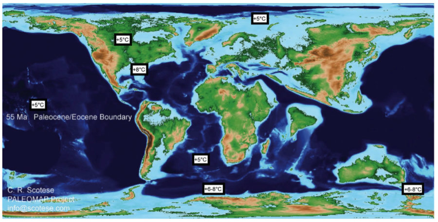 The Palaeocene–Eocene Thermal Maximum (PETM) was a mysterious event that led to the release of the highest concentrations of carbon dioxide in the atmosphere. Photo credit: Phys Org