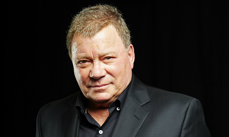 Star Trek actor William Shatner is being sued by a 59-year-old radio DJ called Peter Sloan for $170 million. Photo credit: Bolsamania