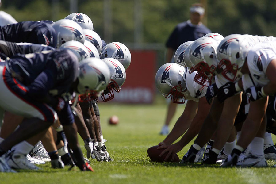 NFL-Training