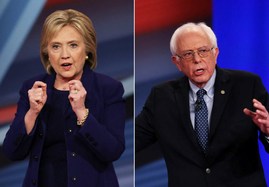 the Clinton campaign has offered Sanders three different debate dates and they have all been rejected. Photo credit: Here and Now