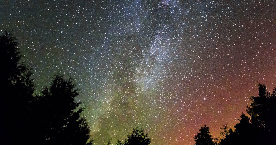 Michigan is getting ready for the of International Dark-Sky Week celebration, which begins tomorrow and will last until April 10. Photo credit: The Times Herald