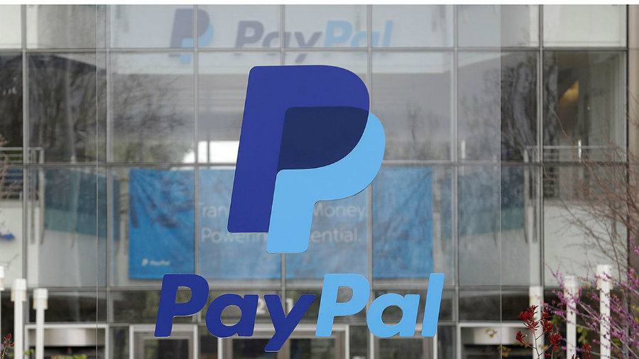 North Carolina's recently passed anti-LGBT law caused the online payment firm PayPal to cancel the plans to open an operations center in Charlotte. Photo credit: AP Photo / Jeff Chiu / ABC 11