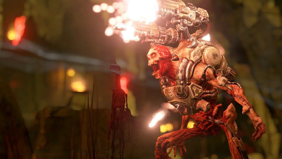 Bethesda Softworks announced Wednesday the release of a DOOM open beta available from April 15 to April 18. Photo credit: The Nerd Stash