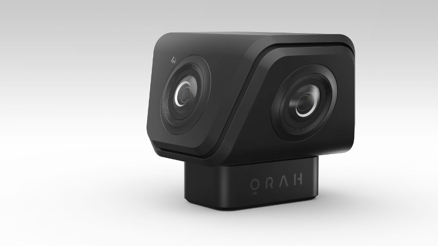 The Orah 4i can be acquired for $1,795 for a limited time. Photo credit: The Next Web