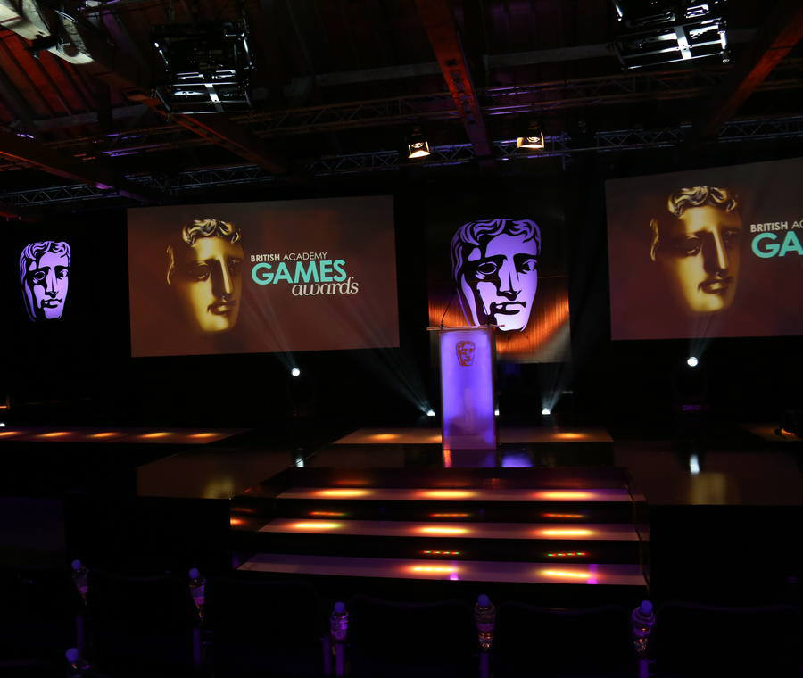 2016 Bafta Game Awards