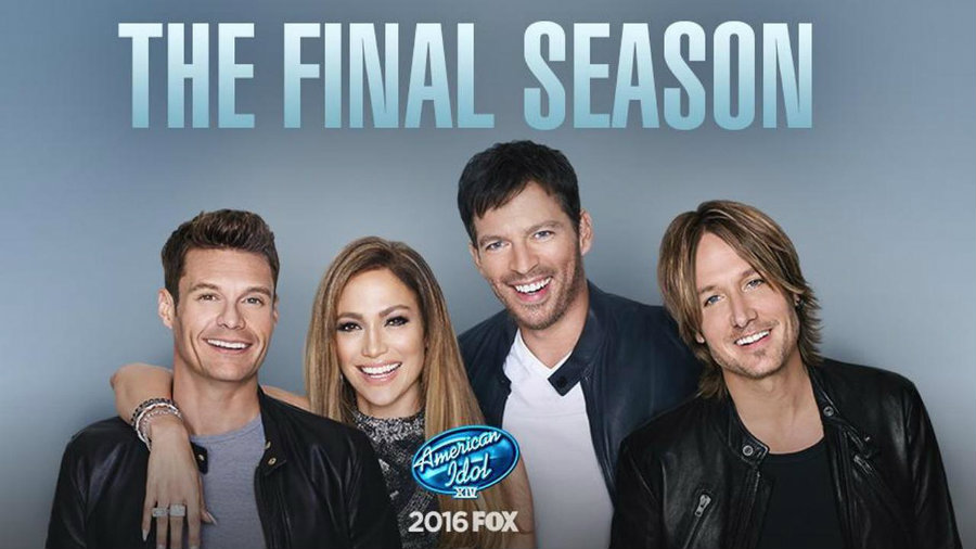 The singing-challenge show, American Idol, has come to an end after 15 seasons and setting the path for American singing competitions. Photo credit: Daily Dish