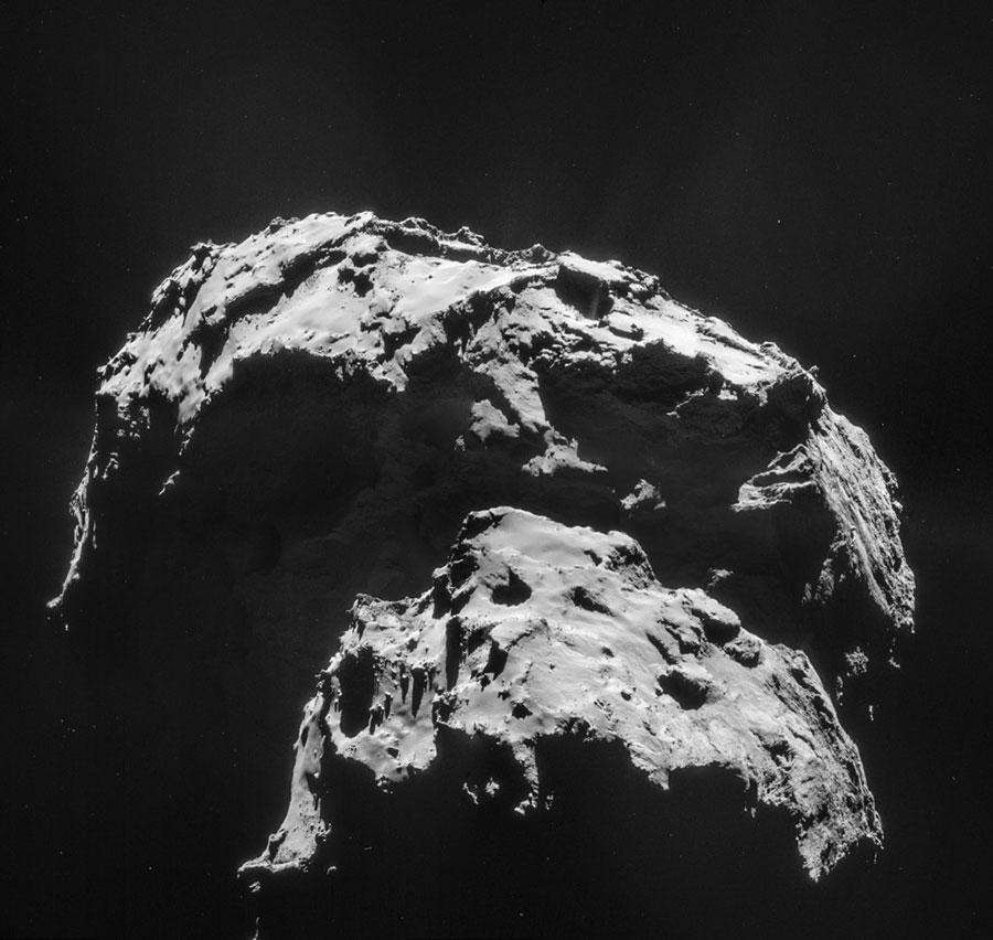 Ribose-in-a-Comet