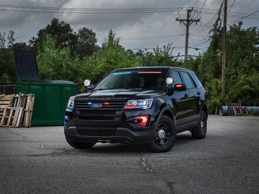Police-SUV