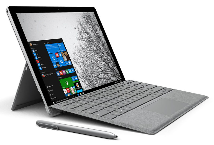 The cover is able to fit both Surface Pro 4 and Pro 3, it sports an Alcantara styling and buyers report that it feels great to the touch. Photo credit: MobiFlip