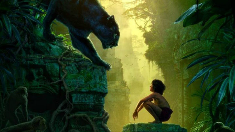 The Jungle Book tells the story of a young boy who gets stranded in a jungle where plenty of animals are part of his journey into adulthood.  Photo credit: IGN