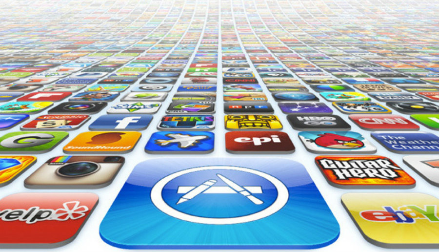 Apple is supposedly making some drastic changes to the App Store that would monetize its search engine. Photo credit: Apple / IB Times