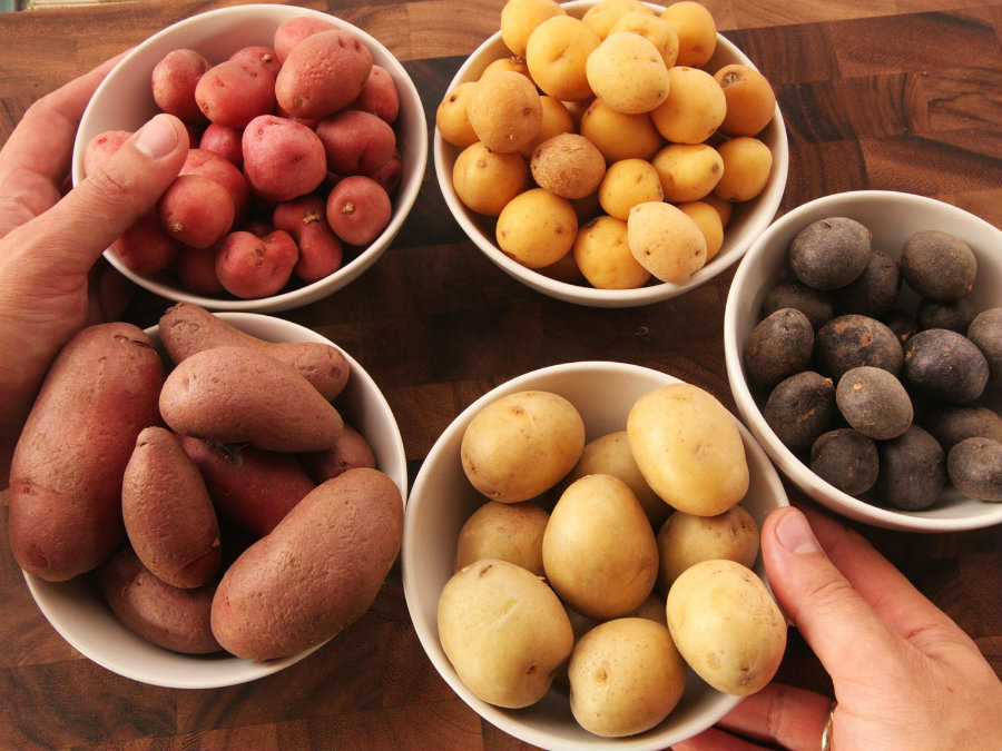 NASA is investigating about potato varieties that could grow on Mars. Photo credit: Serious Eats