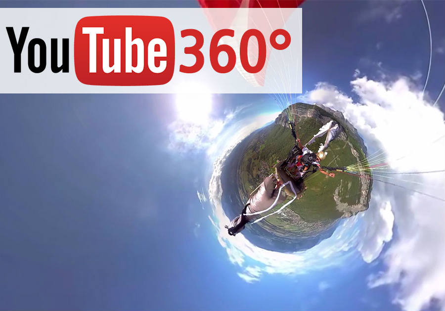 YouTube introduced on Monday its new 360 live-streaming update to enhance the users experience. Credit:
