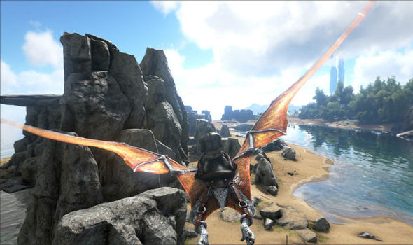 ARK: Survival Evolved is set for a major new update from Studio Wildcard on PC and Xbox One, while fans on PS4 are set to reap the rewards from their console advantage. Credit: Express