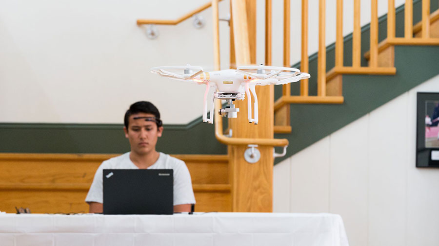 UF-drone-race