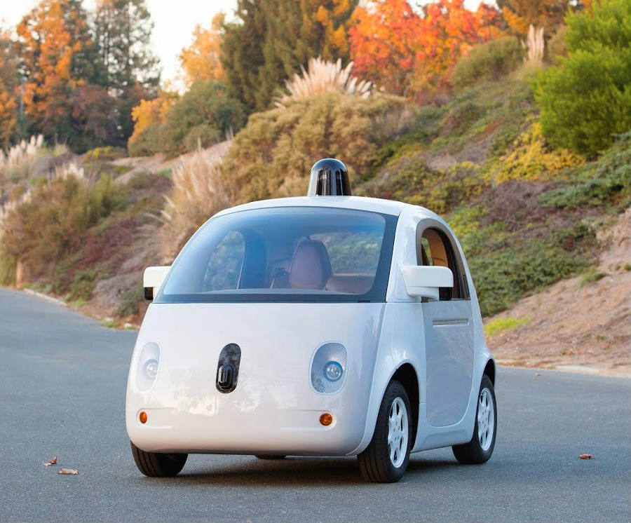 Fiat Chrysler has kept its options open regarding the car sector about possible collaborations. Considering Alphabet's Google has built a prototype self-driving car, it seems as the perfect match for the automaker company. Credit: Business Insider