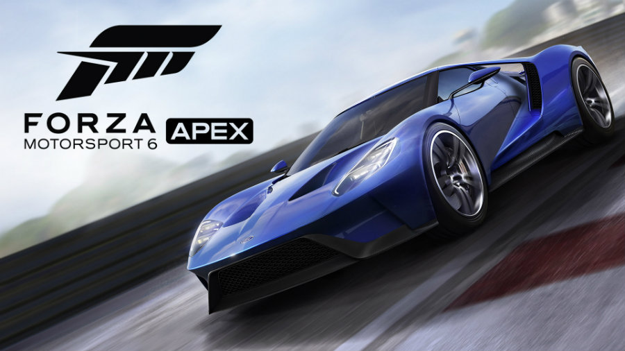 Microsoft's Turn 10 studios is set to release Forza 6 Apex Beta on May 5. Photo credit: Windows Blog
