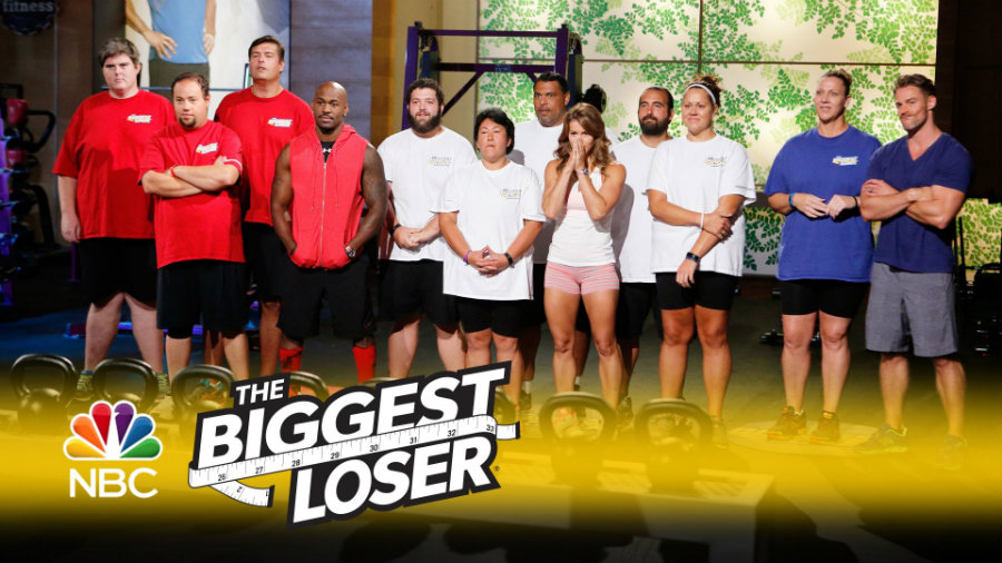 """Even when """"The Biggest Loser"""" contestants significantly change their bodies through an exigent routine of exercise and diet in just a couple weeks, the weight loss isn't sustainable in most of the cases. Photo credit: The Biggest Loser"""
